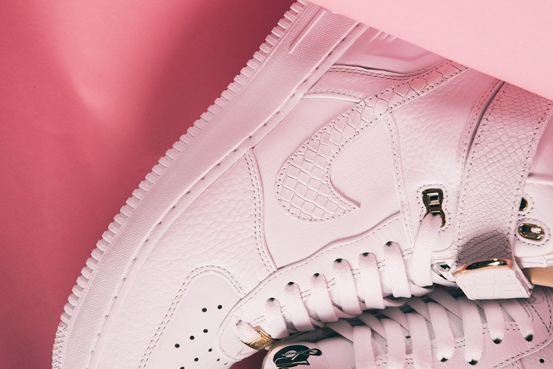 Nike Air Force 1 Af100 Collection Closer Look Sneaker Freaker 5