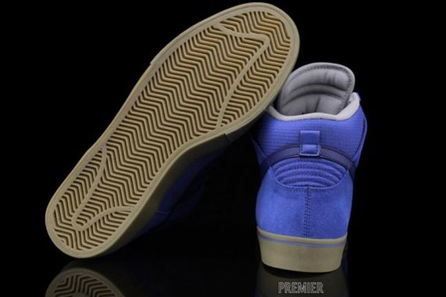 Nike Dunk High Lr Game Royal Outsole 1