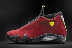 Air Jordan Xiv Red Suede Dp
