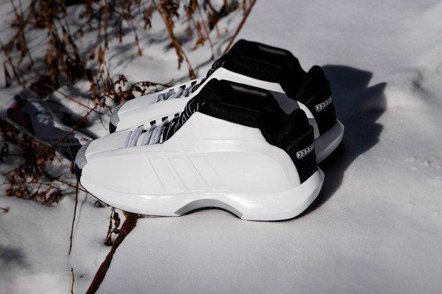 Adidas Crazy 1 White Perspective
