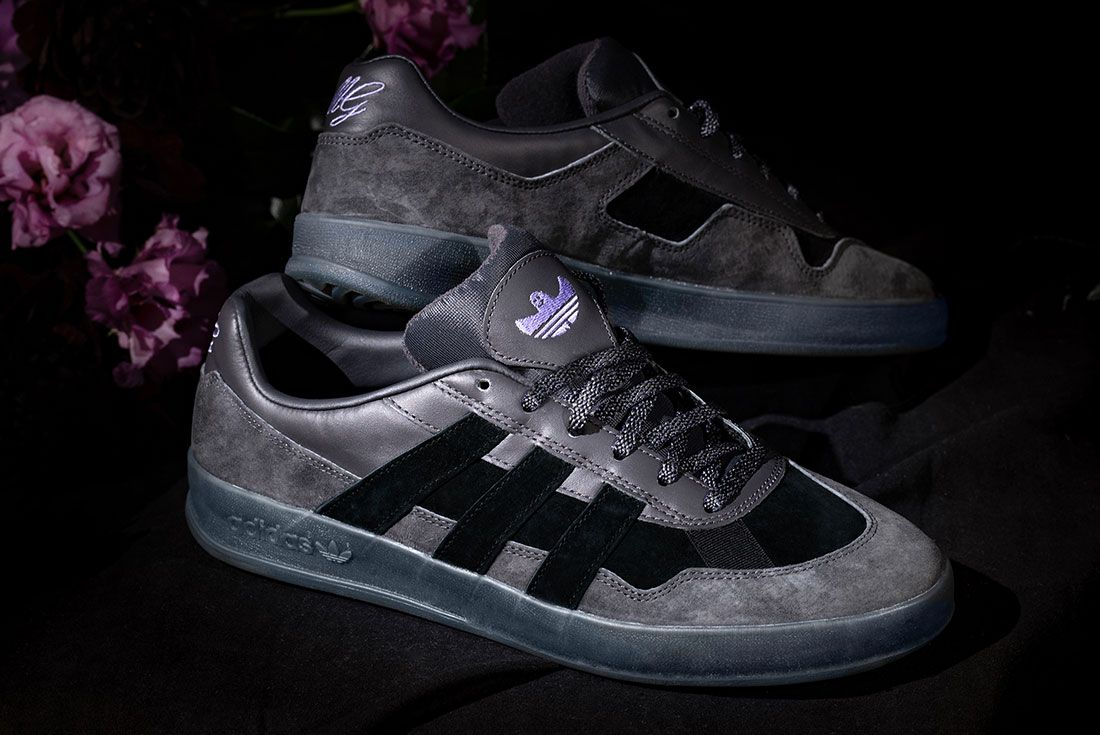 Adidas Skateboarding Aloha Super Mark Gonzales Lateral