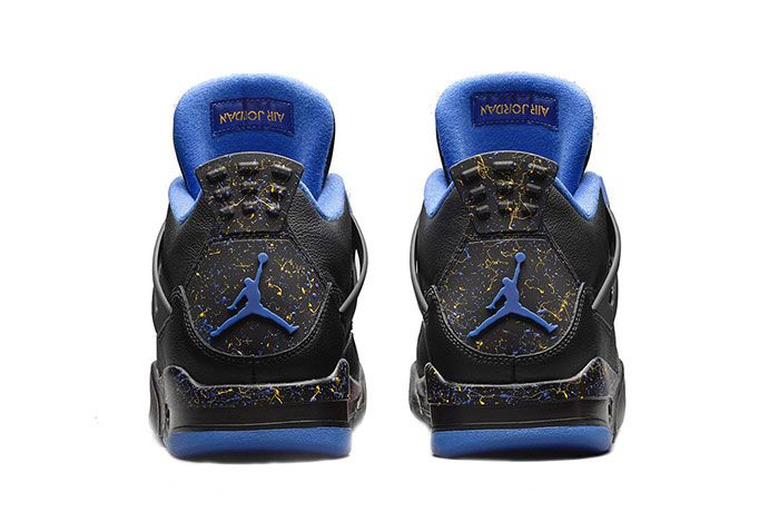 Air Jordan 4 Wings Heel