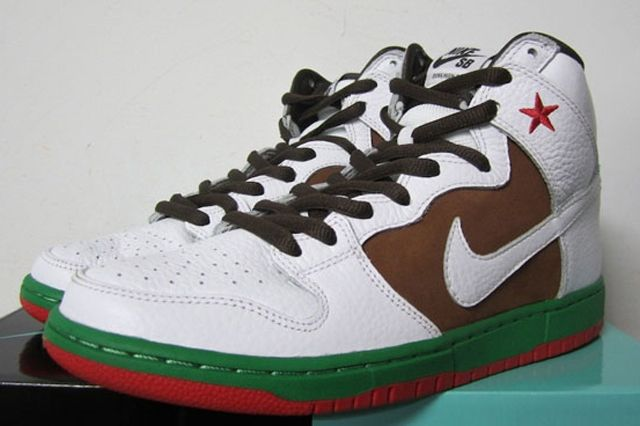 Nike Sb Dunk High Cali 5