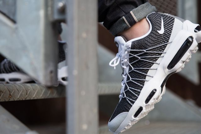 Nike Am95 Jacquard Grey Hype Dc 2