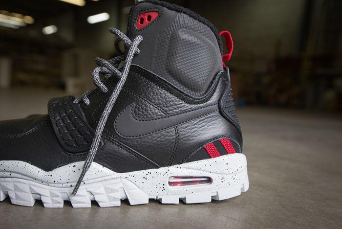 Nike Air Trainer Sc Ii Boot Black Cement