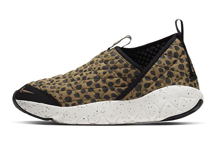 Nike Acg Moc 3 Union Cheetah Lateral