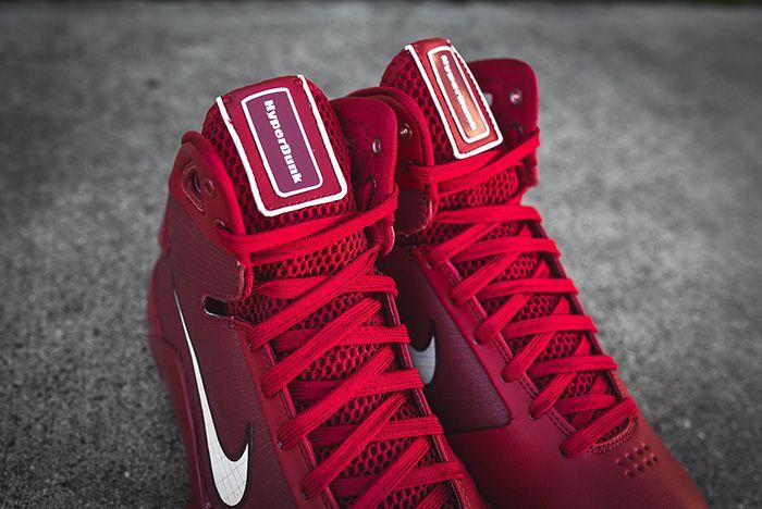 Nike Hyperdunk 08 Gym Red 8