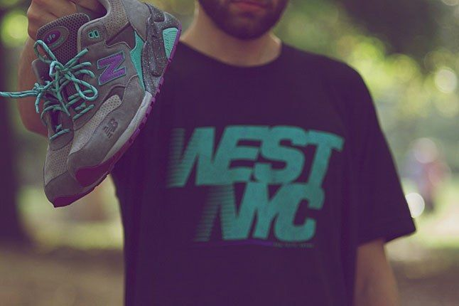West Nyc T Shirt 1