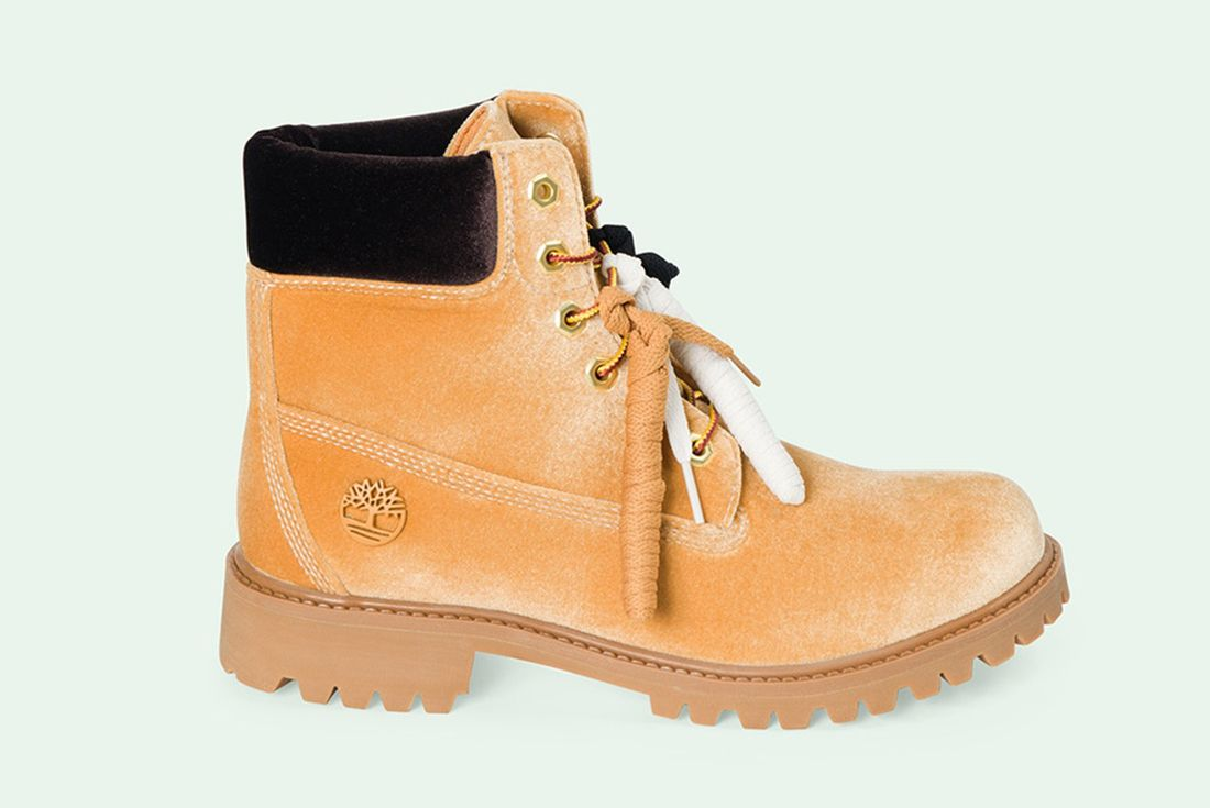 Off White X Timberland Release Date 4