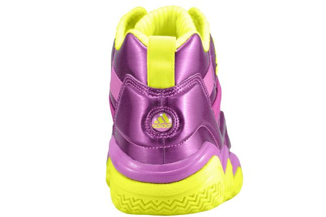 Adidas Top Ten 2000 Pack Lakers Heel 1