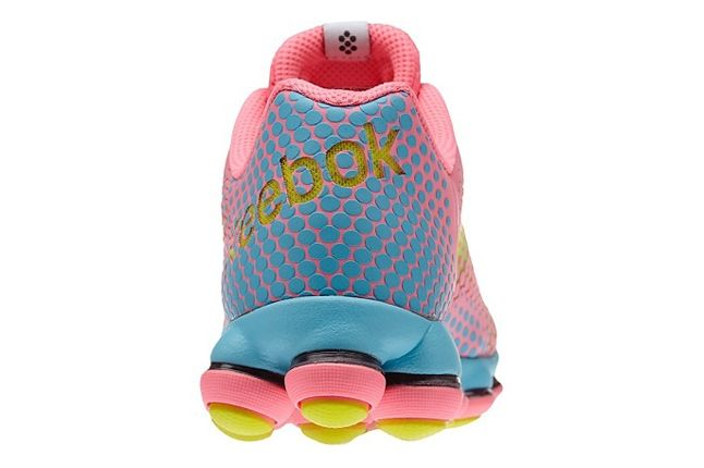 Reebok Dmx Sky Pink Heel 1
