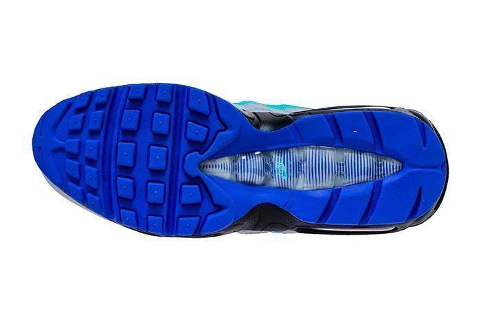 Nike Air Max 95 Blue 5