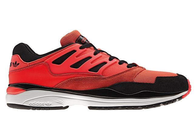 Adidas Spring Summer Neon Running Pack Red Angle Profile 1