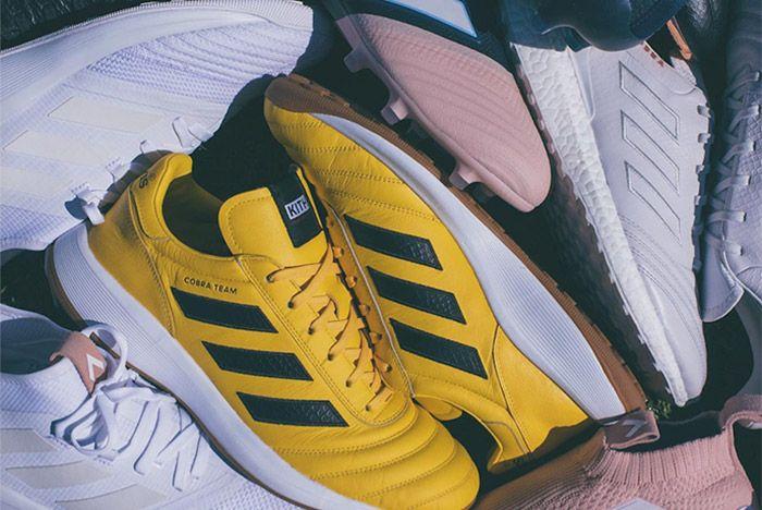 Adidas Ronnie Fieg Soccer Collection 1