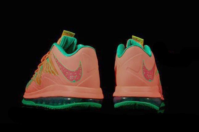 Nike LeBron X Low (Watermelon