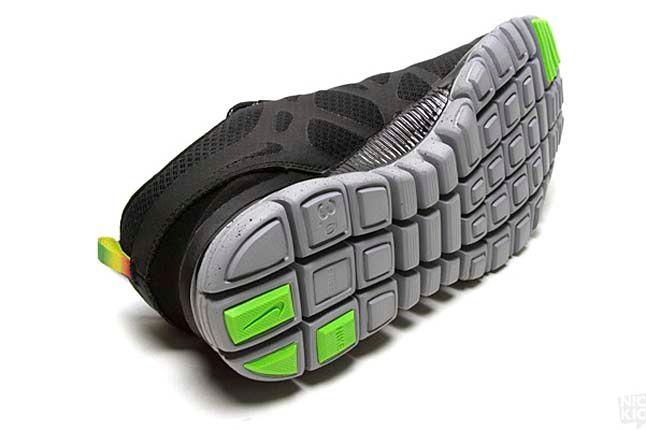 Nike Free 3 P0 V3 Qs Black White 6 1