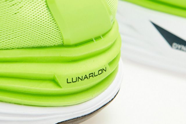 Nike Lunarglide 5 Flash Lime 2