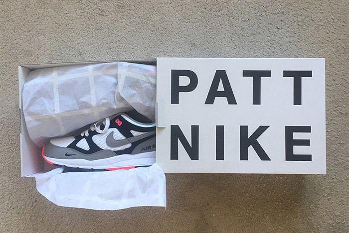 Patta Nike Air Span Ii Sneaker Freaker 5