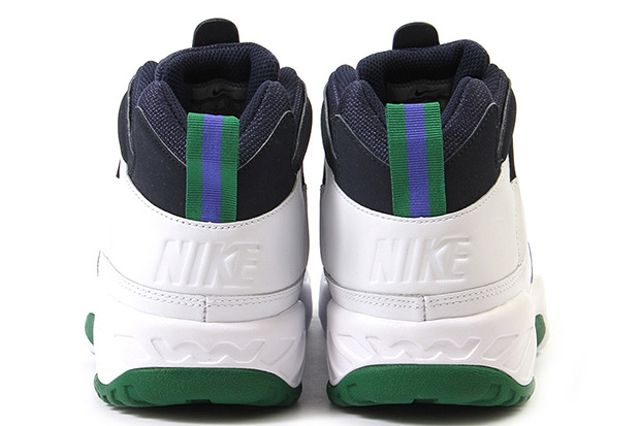 Nike Air Flare Persian Violet Green 3