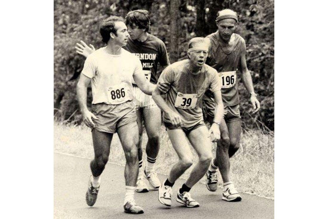 Running For President Jimmy Carter Nike Bermuda