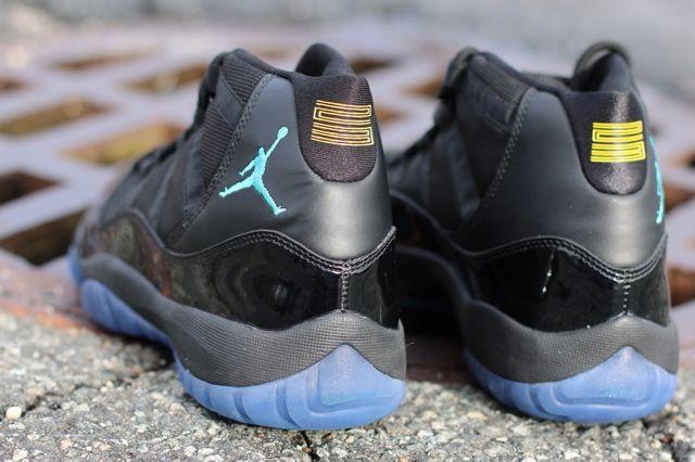 Air Jordan 11 Gamma Blue 12