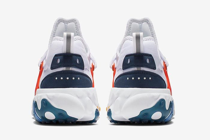 Nike React Presto Breezy Thursday Av2605 100 Heel Shot