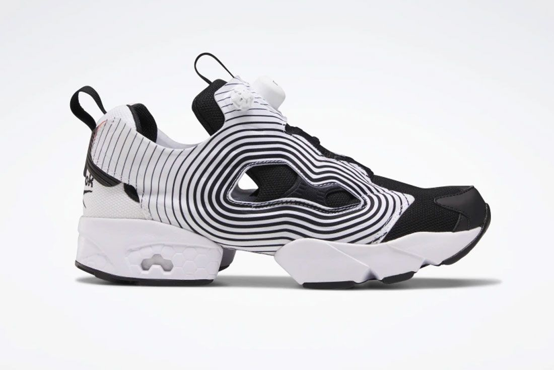 Reebok Instapump Fury Right