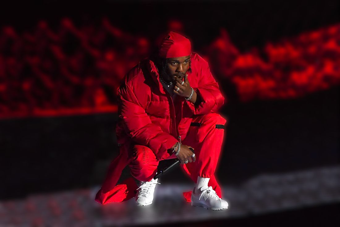 Kendrick Lamar Nike 6