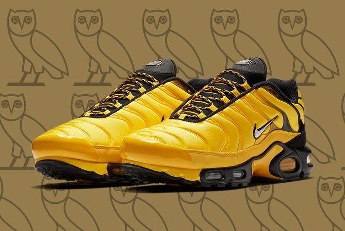 Drake X Nike Air Max Plus 2