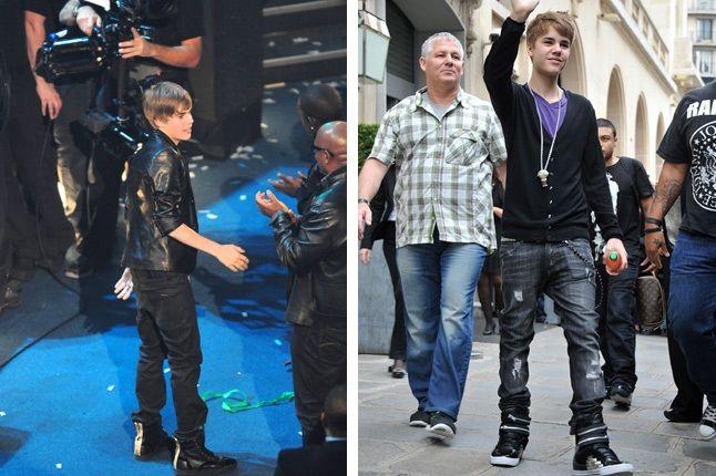 Shoe Surgeon Justin Bieber 12 1