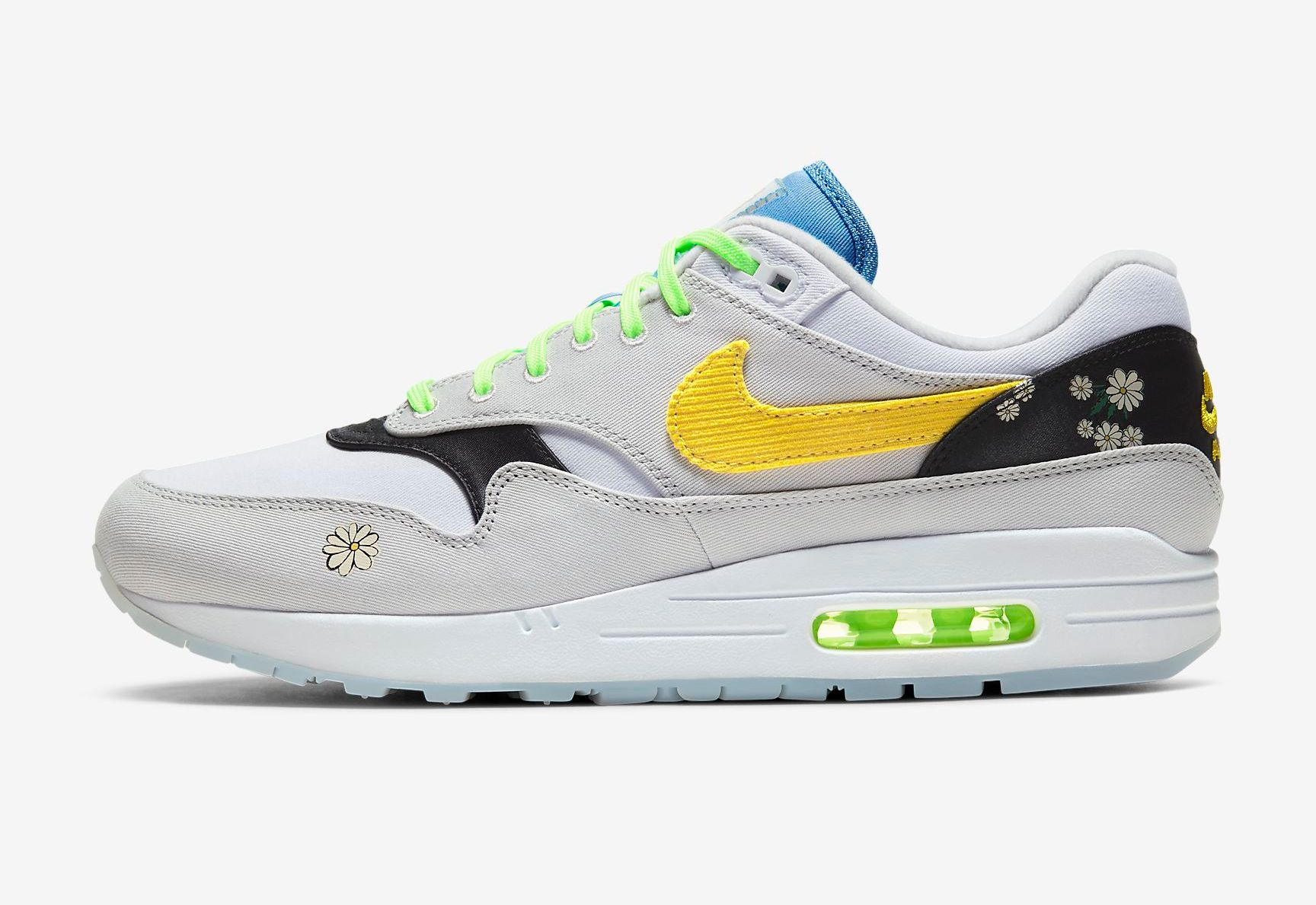 Nike Air Max 1 Daisy Left