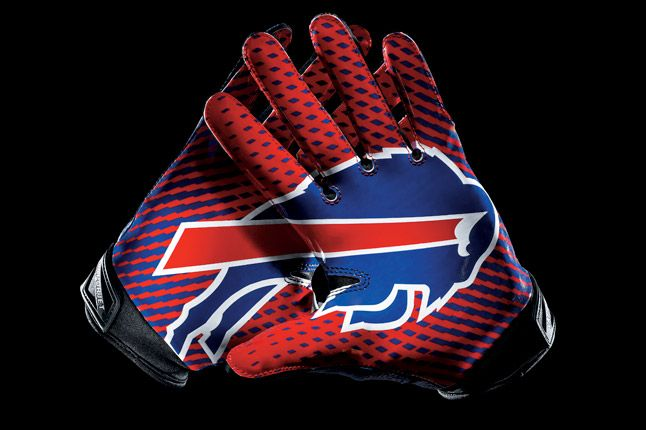 Buffalo Bills Glove 1