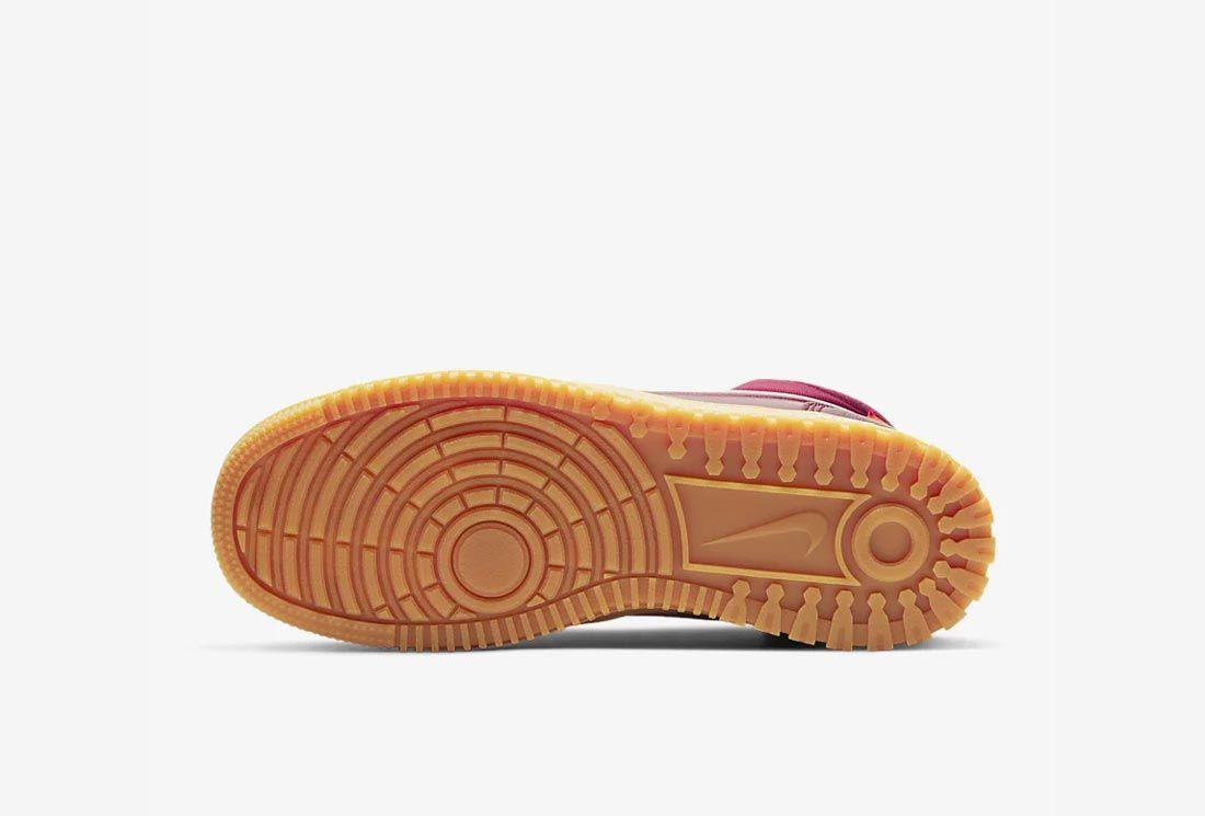 Nike Path Winter 'Dark Beetroot'