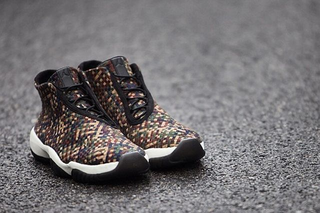 Air Jordan Future Dark Army 6