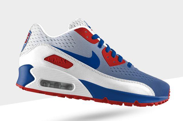 Nike Id – Air Max 90 Em National Pack 5