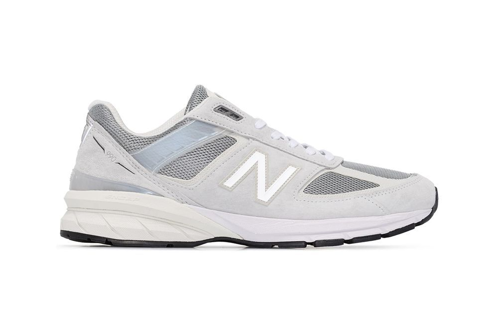 New Balance 990 Slick Grey Right