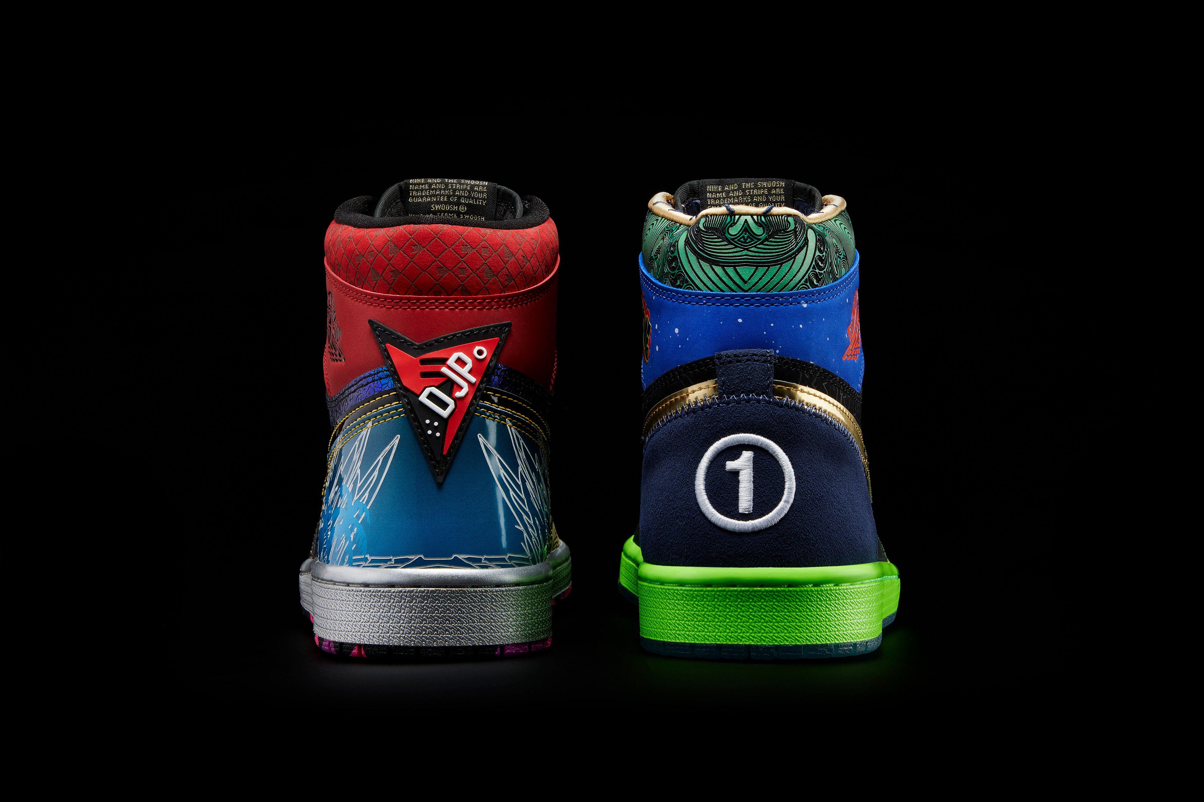 Doernbecher x Air Jordan 1 'What The'