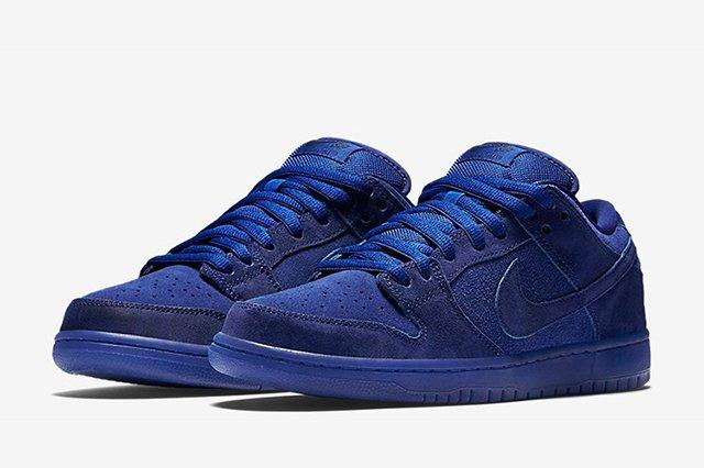Nike Sb Dunk Low Once In A Blue Moon5