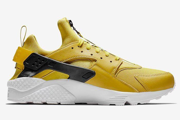Nike Air Huarache Bright Citron 3
