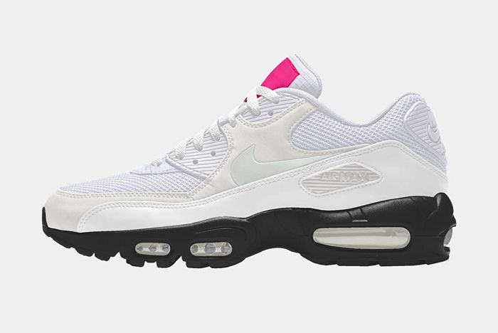 Patta Nike Air Max 90 95 By You 2