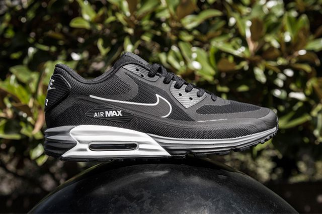 Nike Air Max Lunar 90 (Charcoal) - Sneaker Freaker