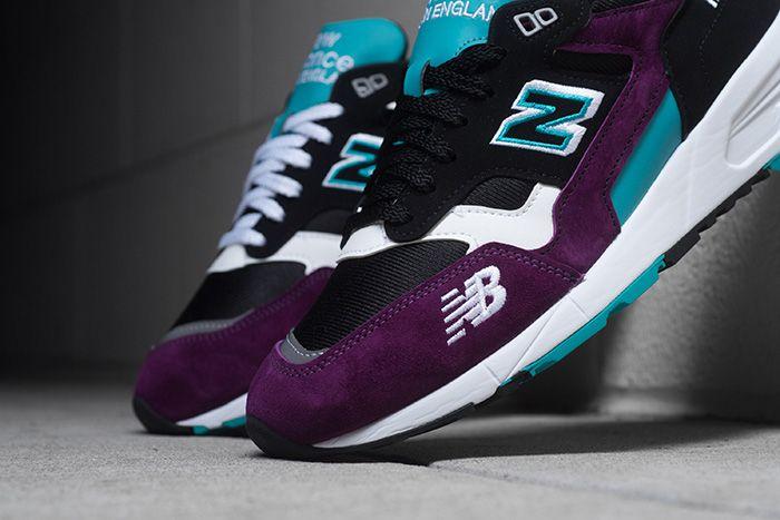 New Balance M1530Kpt Black Purple Release Date Toe