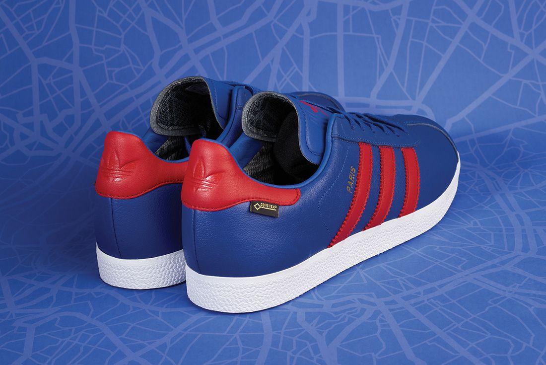 Adidas Gazelle Gtx Size Exclusive City Series – Paris 4