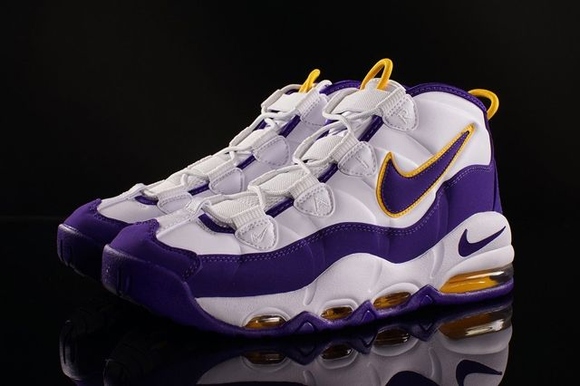 Nike Air Max Uptempo Lakers Home 2