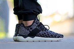 Adidas Tubular Runner Carbonblack Bump Thumb