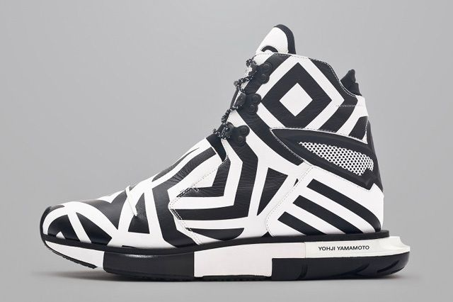 Y 3 Fall 2014 Hayex High Zebra Thumb