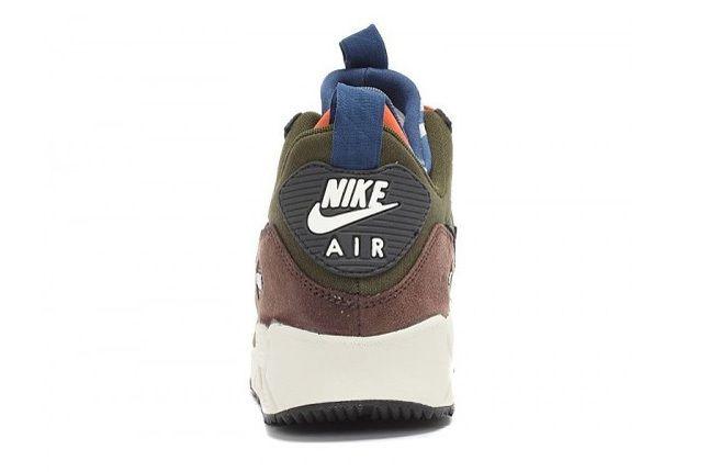 Nike Air Max 90 Prm Sneakerboot Legion Green 4