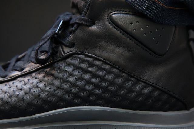 Nike Free Hypervenom Black Dark Grey 2