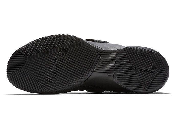 Nike Lebron Soldier 12 Sfg Triple Black 5