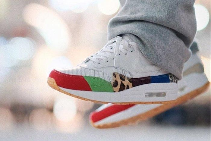 Nike Air Max 1 Master Friends Family White 2